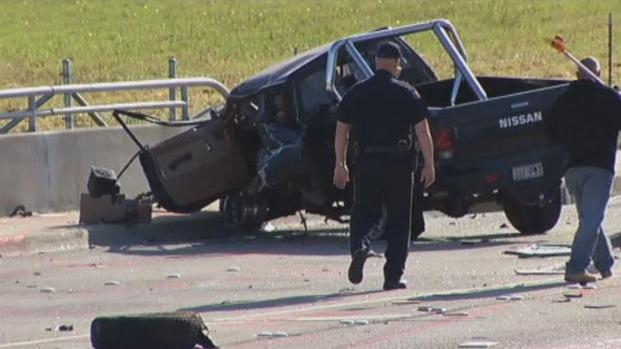[DFW] Garland Chase Ends With Deadly Wreck