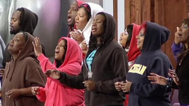"[DFW] Church Holds ""Hoodie"" Service To Honor Trayvon Martin"