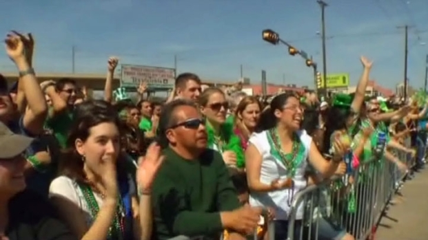 [DFW] How to Prepare for St. Patrick's Parade