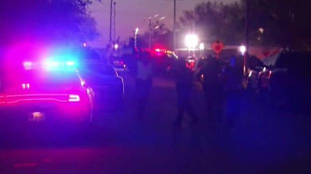 [NATL-DFW] Investigators Continue to Analyze Shooting Evidence at Church