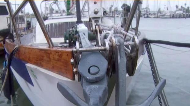 Texas Fishermen Brace for Harvey's Impact on Coast