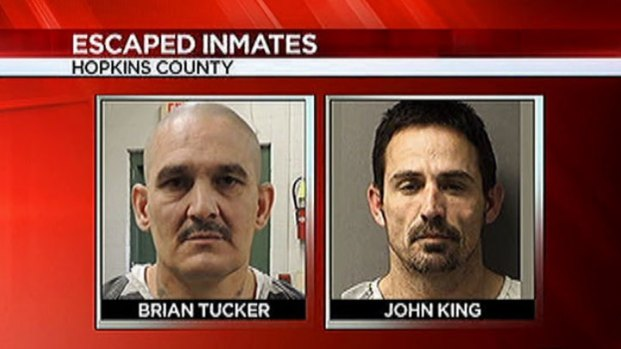[DFW] Manhunt Continues in Hopkins County for 2 Escapees