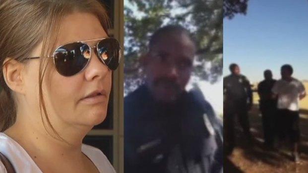 [DFW] Mother Wants Hurst Police Officer's Badge