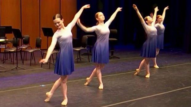 [DFW] IM Terrrell Dance Ensemble Performs on NBC 5