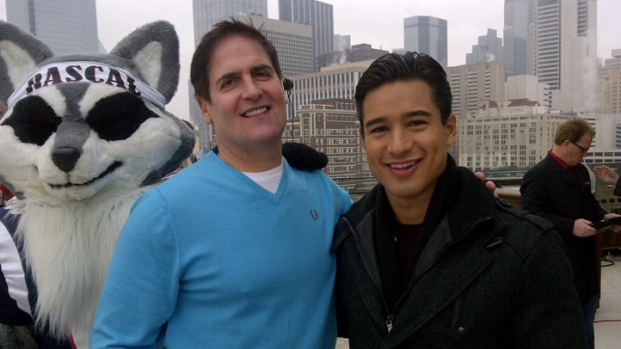 Mario Lopez Comes to Dallas