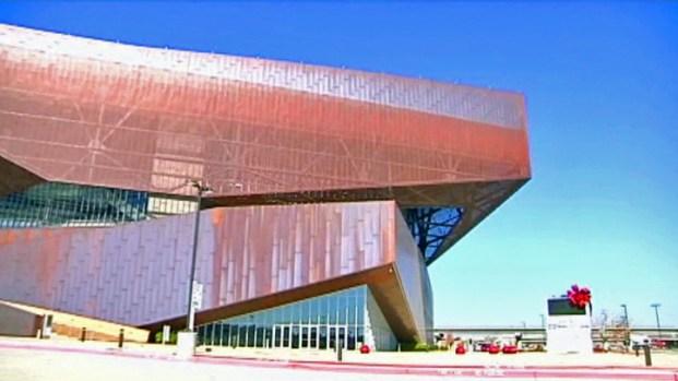 [DFW] Millions Spent on Entertainment District