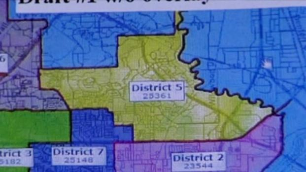 [DFW] Irving ISD Drafts New Maps