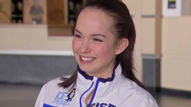 North Texas Ice Skater Heading To Olympics