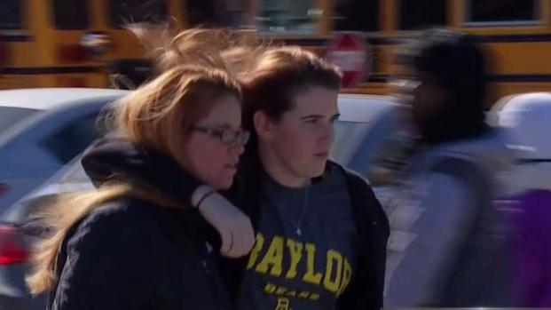 Teenager kills two injures 17 in United States  school shooting