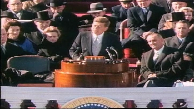 [JFK - In His Own Words] Inauguration Speech: 'Ask Not What Your Country Can Do For You'