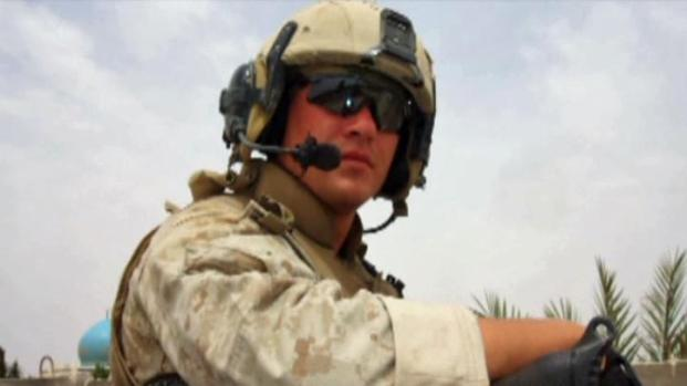 [DFW] UTA Honors Fallen Marine with Degree
