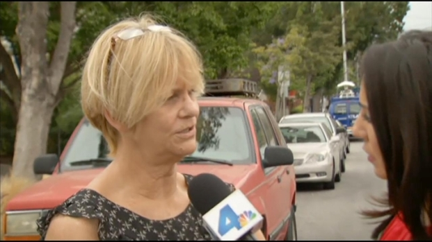 [LA] Witness at Burned Home Saw Gunman in SWAT-Like Gear