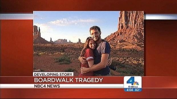 [LA] Victim of Venice Boardwalk Crash Was On Her Honeymoon