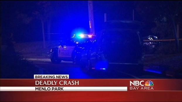 [BAY] Menlo Park: 2 Dead in Suspected DUI Crash