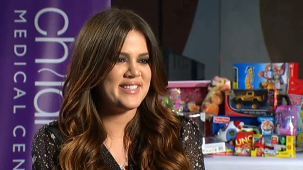 [DFW] Khloé Kardashian Odom Talks New Season of Show