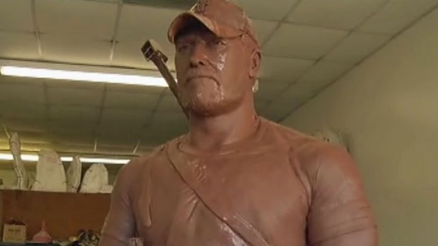 [DFW] Statue of Chris Kyle Moved to Foundry