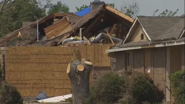 [DFW] Lancaster One Month After Tornado