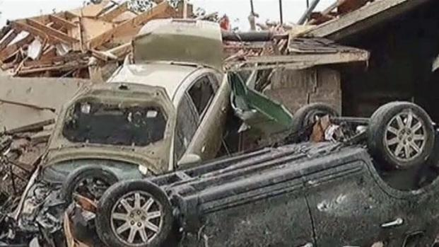 [DFW] NWS Assesses Storm Damage