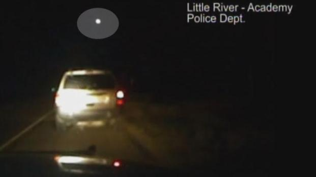 [DFW] Dashcam Captures North Texas Meteor