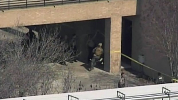 [DFW] 3 Wounded in Shooting at Community College