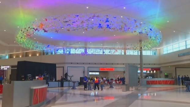 [DFW] Love Field Gets New Look