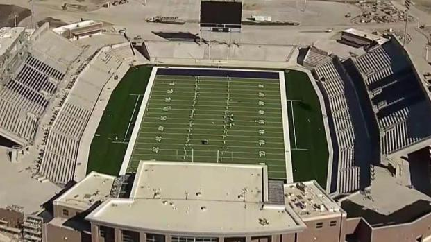 Cracks Delay Opening of $70 Million McKinney ISD Stadium