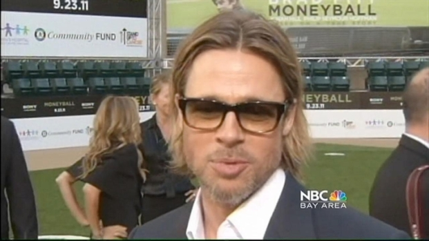 """[BAY] On the Green Carpet - The Premiere of """"Moneyball"""""""