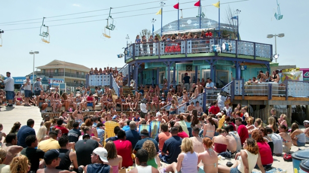 Through the Years: MTV at the Jersey Shore