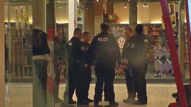 6bda2d55a78 Frenzied Crowd Rushes Hulen Mall for New Air Jordans - NBC 5 Dallas ...