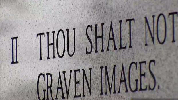 [DFW] Ten Commandments May Help Draw Crowds to Lewisville Mall