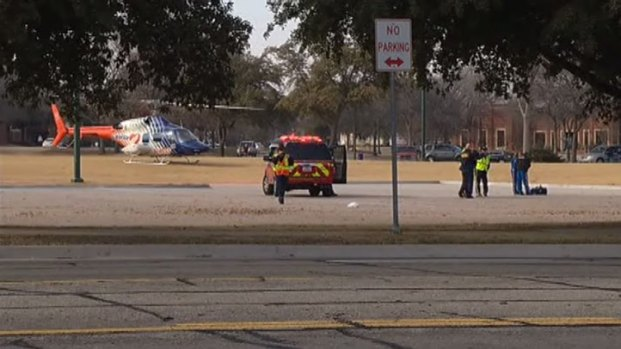 [DFW] 6 Children Hurt When Gas Can Explodes in Texas