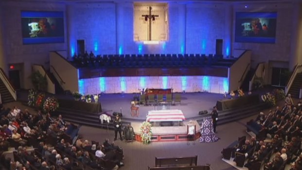 [DFW] Thousands Gather to Remember McLellands