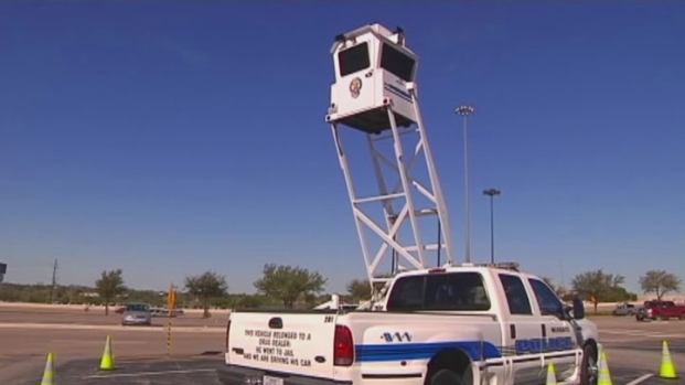 [DFW] Watch Towers Bring Down Crime: Mesquite PD
