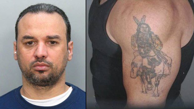 [DFW] Police Release Photo of Morales' Distinct Tattoo