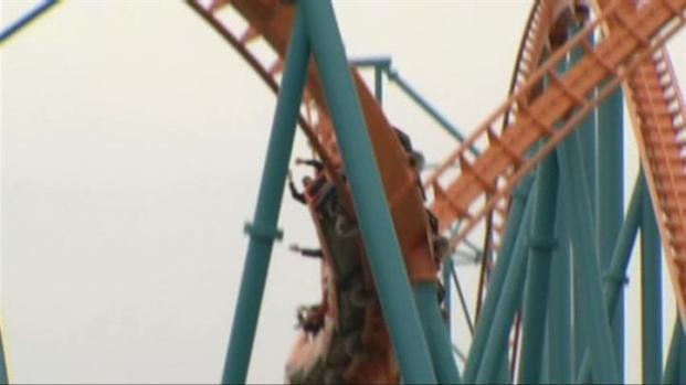 [DFW] Six Flags Celebrates its 50th Anniversary
