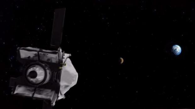 [DFW] Asteroid-Bound Spacecraft Will 'Slingshot' Past Earth: NASA