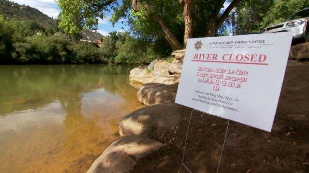 [NATL] Calls for Outside Investigation Into River Breach in Colorado