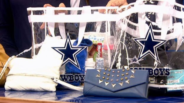 [DFW] How NFL's New Bag Policy Affects Cowboys Fans