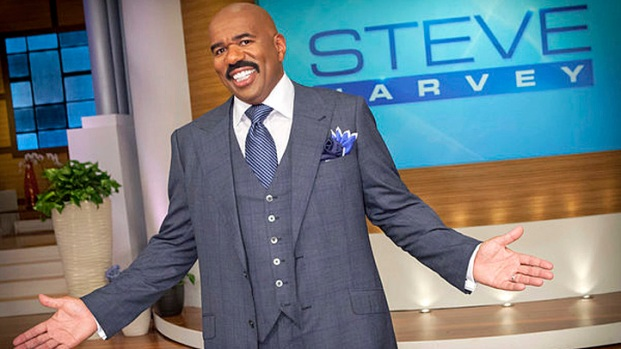 [NBCAH] Steve Harvey On Striving For Oprah Winfrey Like Success