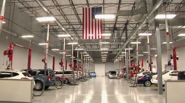[DFW] New Nissan Training Facility Opens in Irving