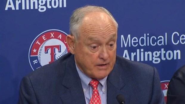 [DFW] Nolan Ryan Announces Retirement from Texas Rangers