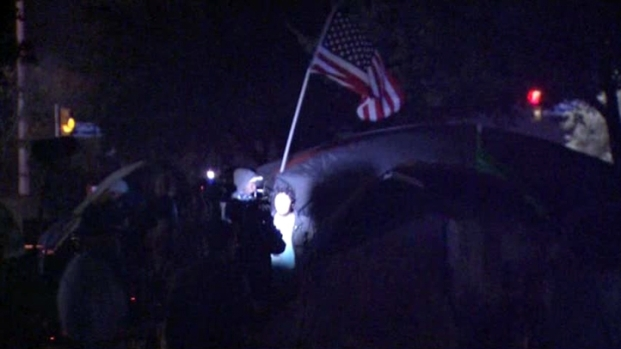 [DFW] RAW VIDEO: Occupy Dallas Packs Up in Advance of Eviction