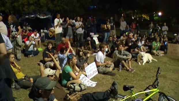 [DFW] City Pulls Permit for Occupy Dallas Over Lack of Insurance