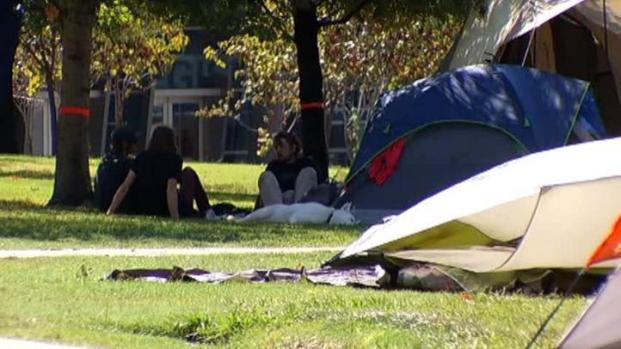 [DFW] Occupy Dallas Fights to Keep Tents in City Park