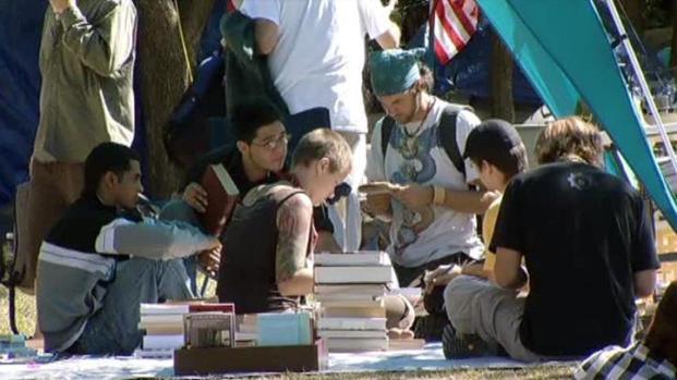 [DFW] Occupy Dallas to Relocate to City Hall Park