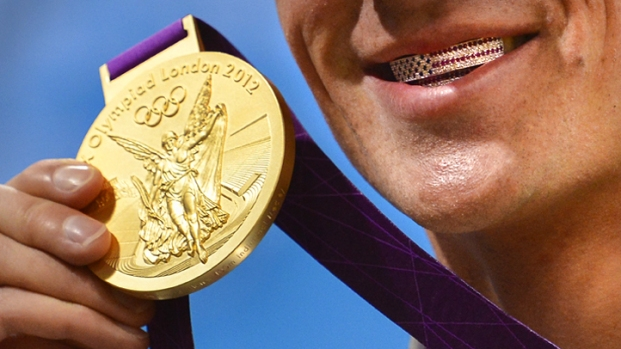 [NATL] Golden Athletes of the London 2012 Games