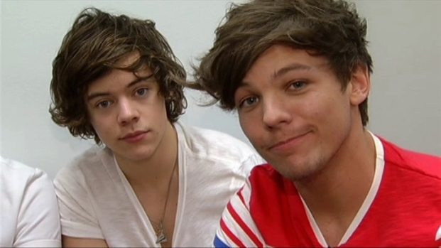 [DFW] Backstage: One Direction