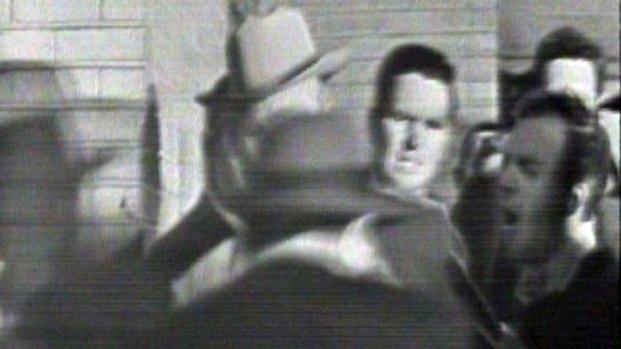 [JFK] Jack Ruby Shoots Oswald on Live Television