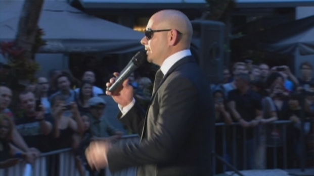 [MI] Pitbull To Perform On The Today Show