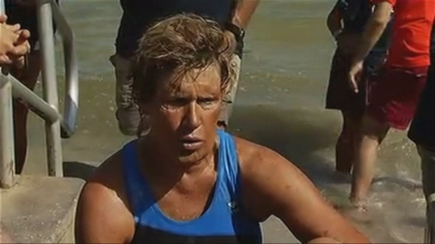 [MI] Diana Nyad Ends Latest Cuba-to-Florida Swim Attempt